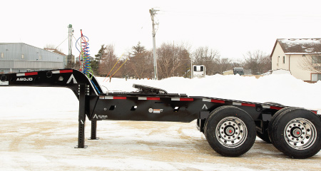 Jeep dolly by alpha hd trailers
